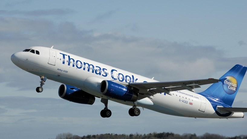 Thomas Cook anuncia falência