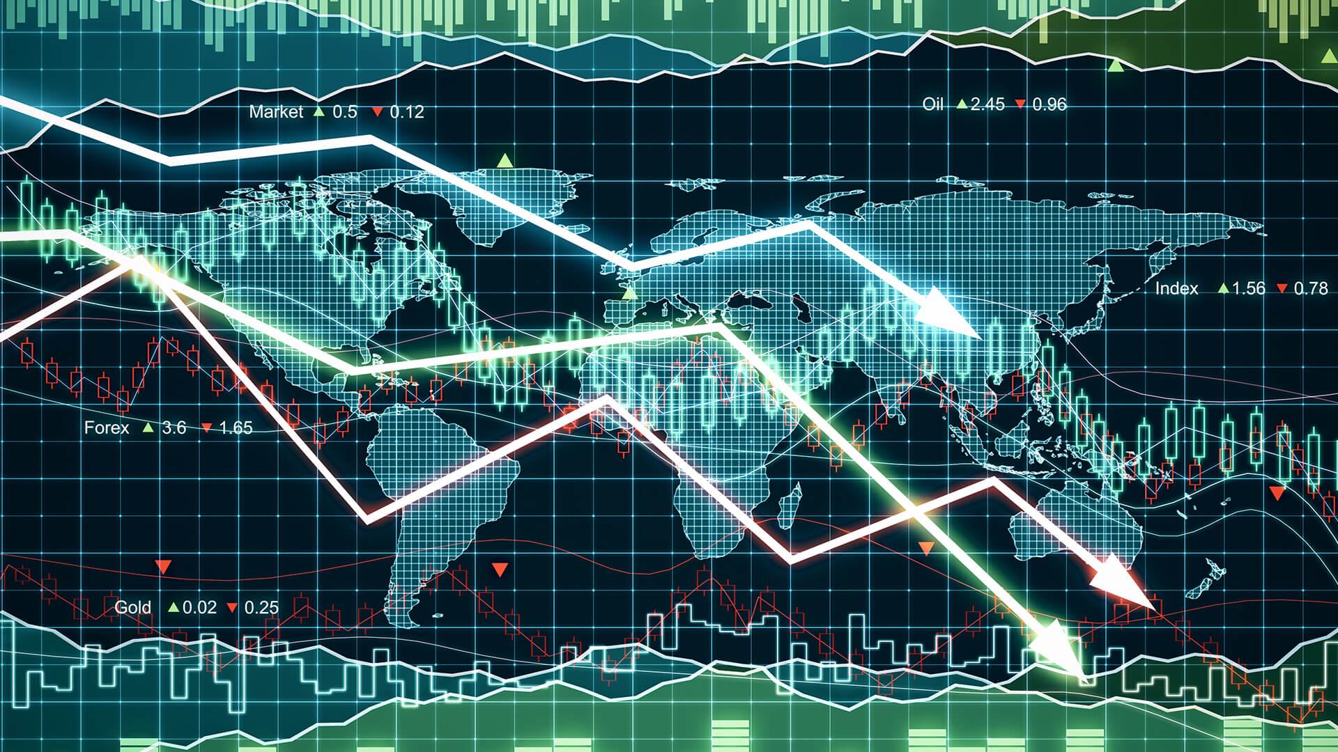 Seguro de Créditos - A economia mundial prepara-se para a pior recessão em quase 40 anos