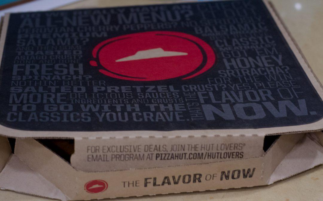 Dona da Pizza Hut nos EUA avança com pedido de insolvência
