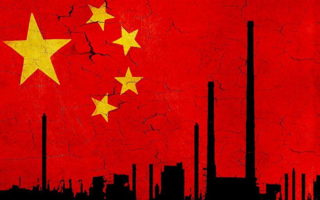 A economia chinesa vai crescer 9% em 2021